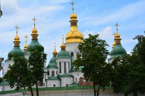 Photo Cathédrale Sainte Sophie Kiev - Ukraine