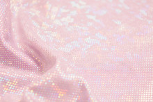 Pink Holiday Shiny Textile Mat...