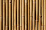 Full frame background of bamboo