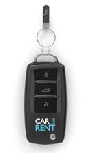 3d Render Of Car For Rent Key ...