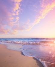 Summer Beach Background - Beau...