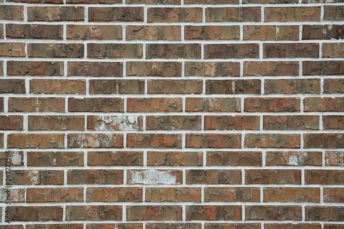 Brown brick background textures or patterns wall house