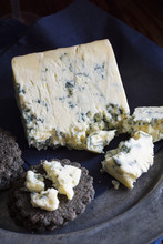 Mature English Stilton Cheese ...