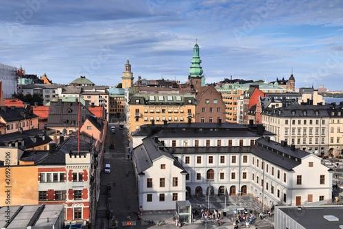 Fotografia  Sodermalm Stockholm