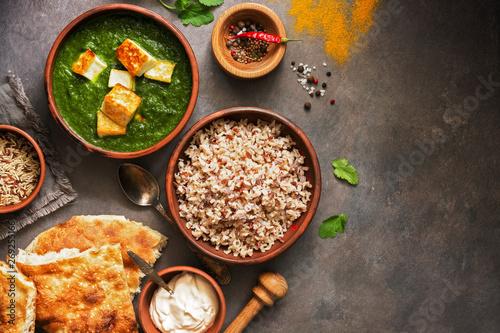 Fényképezés  Indian food