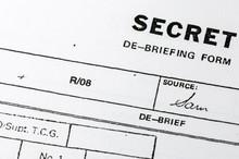 """Secret"" Debriefing Military D..."