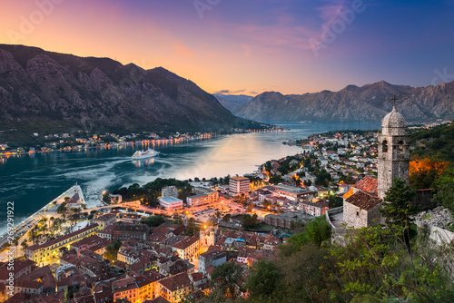 Kotor town in Montenegro Wallpaper Mural