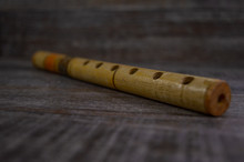Wooden Musical Instrument Reco...
