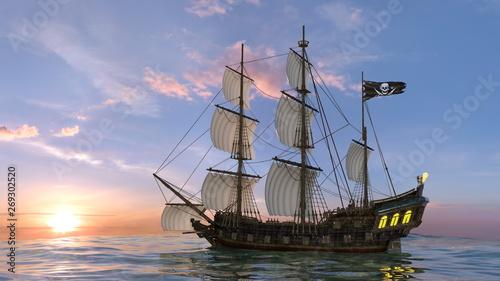 Fototapeta  船