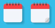 Empty Replica Of The Calendar....
