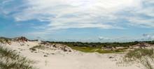 Sand Dunes At Cumberland Islan...