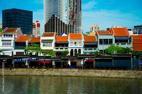 Photo Boat Quay - Singapore City