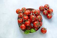 Organic Cherry Tomatoes For Salad