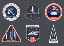 Astronaut Chevron Or Spaceman ...