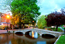 Bourton On The Water Cotswolds...