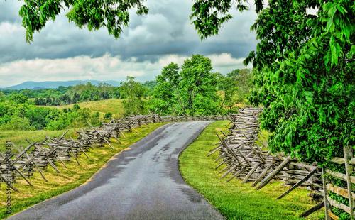 Photo Battle of Antietam, Civil War, Sharpsburg, Maryland