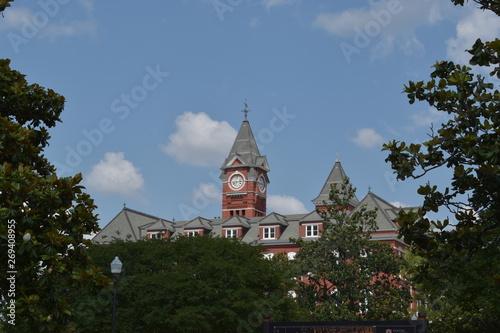 Auburn University Campus Canvas Print