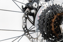 Front Derailleur Of Mountain B...