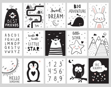 Nursery Posters For Baby Room,...