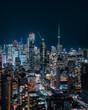 Epic Cityscape of Toronto Canada