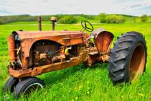 Rural America - Struggling Fam...