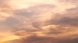 Sunset and Cloud/Evening