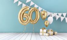 Happy 60th Birthday Party Cele...