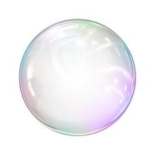 Soap Bubble Background Illustr...