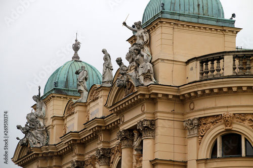 Monumental architecture in ...