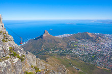 Cable Car, Table Mountain, Cape Town