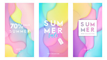 Dynamic Colorful Stories Templ...
