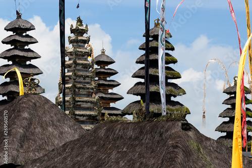 Fotografie, Obraz  Indonesia, Bali, Architecture