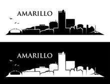 Amarillo Skyline - Texas, Unit...
