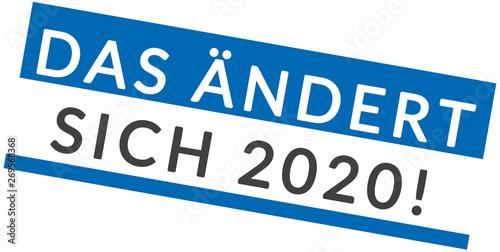 Fotografering Das ändert sich 2020! web Button