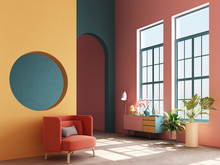 Interior Concept Of Memphis De...