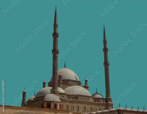 Photo Muhammed Ali Mosque