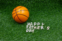 Happy Father's Day To Basketball Player