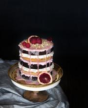 Berry Layered Cake