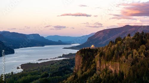 Valokuva Vista House at Columbia River Gorge