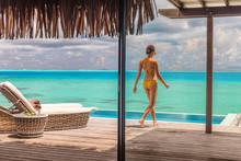 Luxury Bora Bora Resort Hotel ...