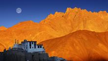 Lamayuru Buddhist Monastery, S...