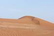 canvas print picture - Arabische Sandwüste