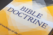 Bible Doctrine Study Resource For Christians Desiring To Better Understand Faith And The Teachings Of Jesus Christ.