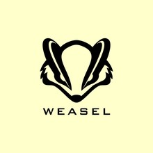 Weasel Inspiration Logo Design