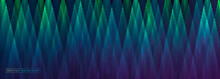 Abstract Geometric Background Trees Forming Geometric Texture