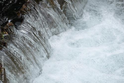 Waterfall at Landa Park