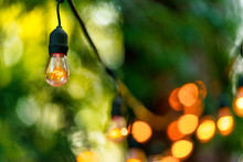 Outdoor String Lights Hang Fro...