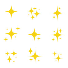 Set Of Original Vector Stars S...