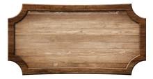 Decorative Wooden Signboard Ma...