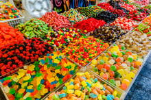 Assorted Candy For Sale In The...